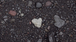 I asked God to show me a heart shaped rock...and then He did!
