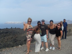 ...silliness on a volcano...